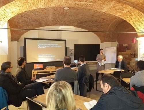 Nextfood took part in the co-design of a future Master Program in Agroecology and Sustainable food systems, held in Pollenzo.