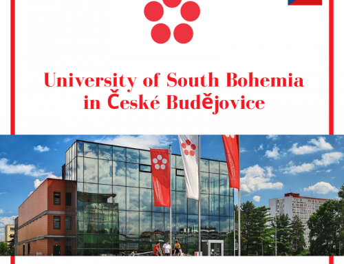 NEXTFOOD partners meeting is going to be held in the Czech Republic in the city of České Budějovice at the University of South Bohemia