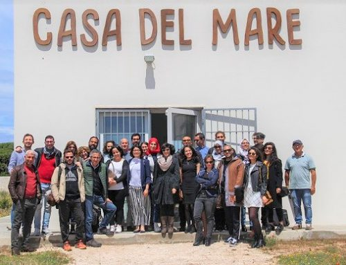 May 13, 2019- At Casa del Mare for the final workshop concluding the first cycle of CIHEAM Bari's Action Learning experience in the framework of Nextfood project