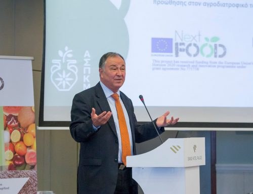 Presentation of the Action Plan of ACRCM | Presentation of NextFOOD project
