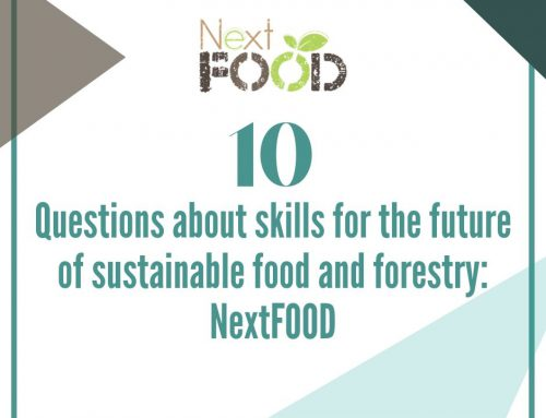 10 questions about skills for the future of sustainable food and forestry: NextFOOD