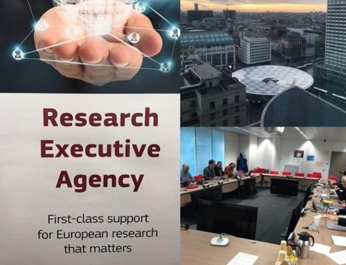 NextFOOD team at the review meeting in Brussels
