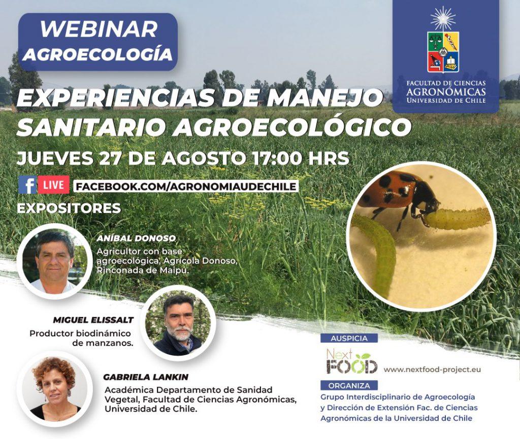 Webinar de Agroecología